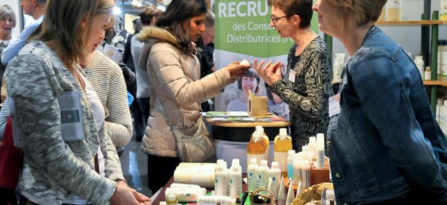 Salon zen bio nantes parc des expositions de la beaujoire wik nantes nantes - Salon la beaujoire nantes ...