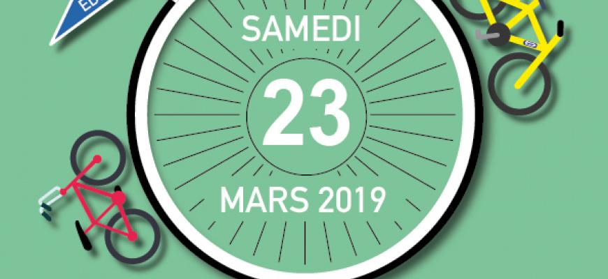 Bourse aux vélos (34e édition) Marché/Vente