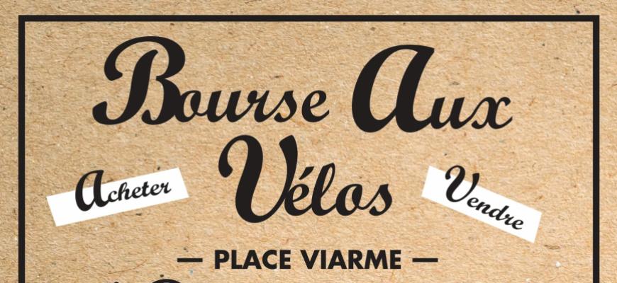 Bourse aux vélos  Marché/Vente