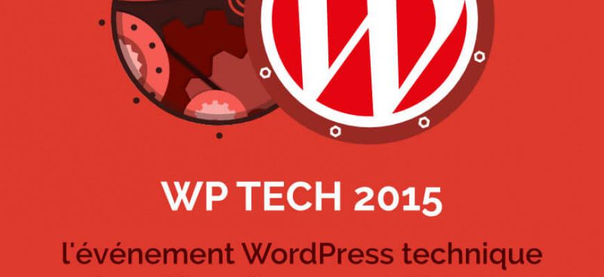 WP Tech 2015 Conférence/Débat