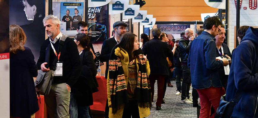 Les BIS-Biennales Internationales du Spectacle 2020 Salon