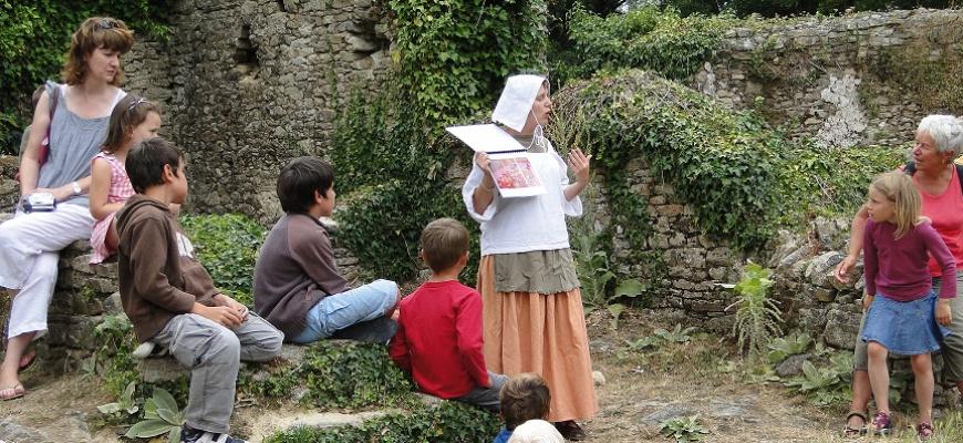 La vie quotidienne au Moyen-Âge  Visites et sorties