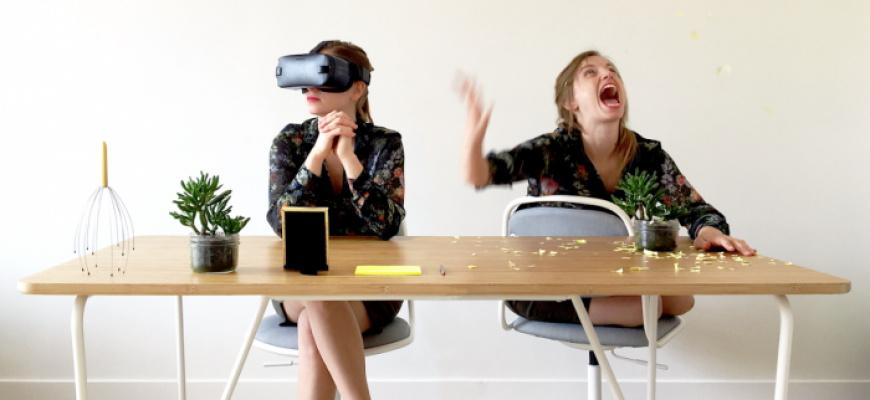 Electrons Libres [spécial réalité virtuelle] Animation
