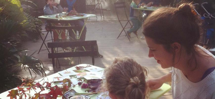 Atelier créatif parent-enfant - Jardin des plantes | WIK Nantes Nantes