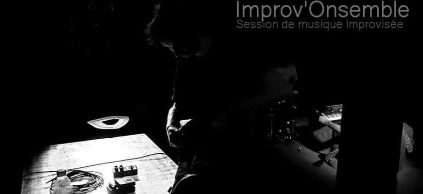 Improv'ONsemble - session de musique électronique Atelier/Stage
