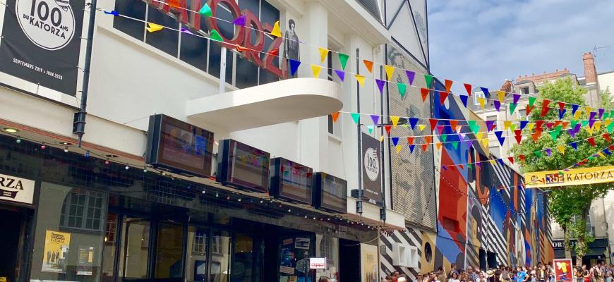 Les 100 ans du Katorza - Clap 1 - Katorza | WIK Nantes Nantes