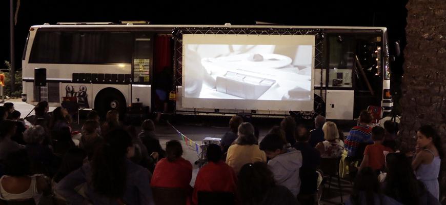 Cinema plein air Cinéma
