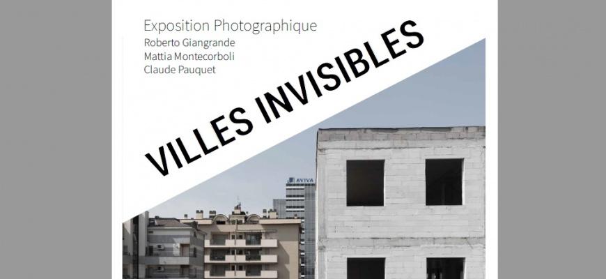 Villes invisibles : visite guidée Visites et sorties