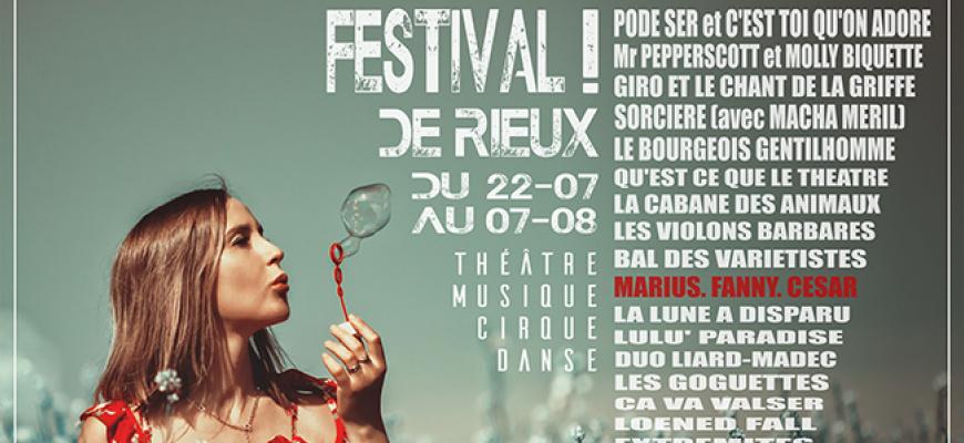 Festival ! de Rieux Festival
