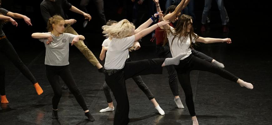 Les Explorations dansées - Stage ados Atelier/Stage