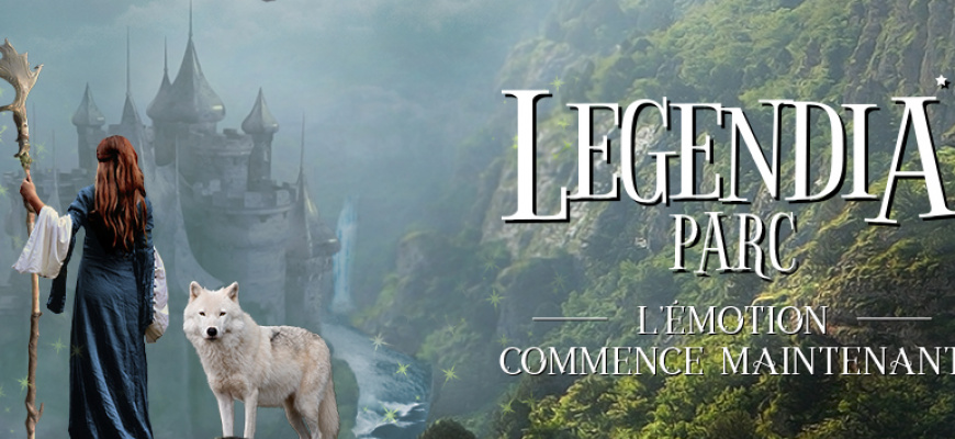 Legendia Parc Visites et sorties