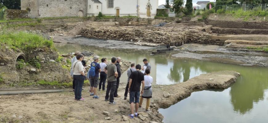 Journées nationales de l'archéologie Visites et sorties