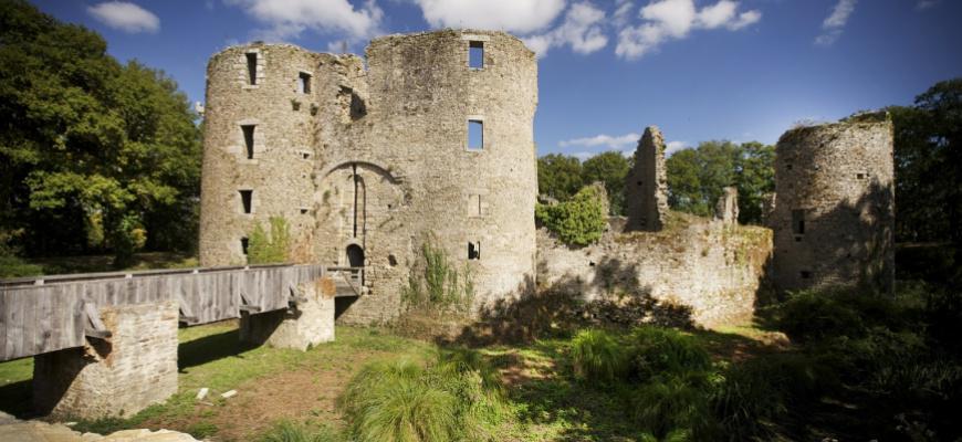 Journées du Patrimoine au Château de Ranrouët Visites et sorties