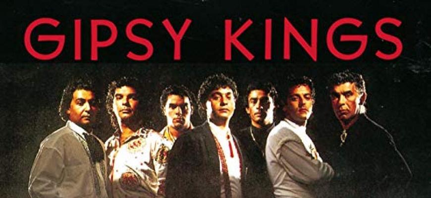 Les Gypsy Kings (si, si, les vrais!) Musique du monde