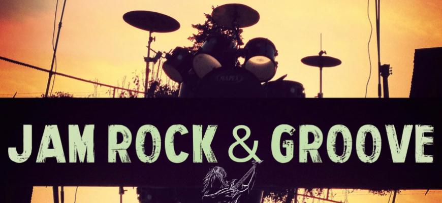 Jam Rock N' Groove avec Erwan Le Fichant & Eddie Coutinho Rock/Pop/Folk