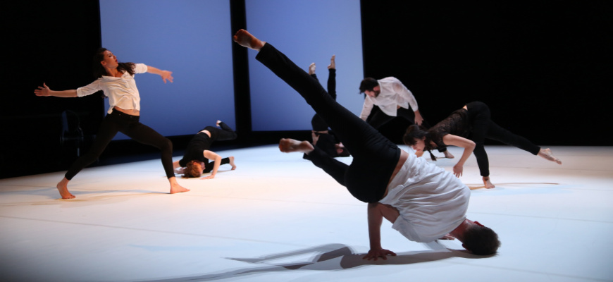 Sisyphe heureux Danse