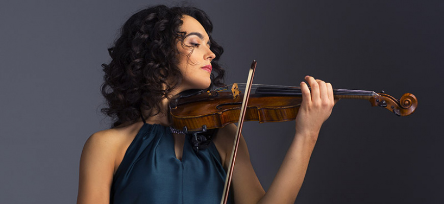 ONPL - Etonnants paysages avec la violoniste Alena Baeva Classique/Lyrique