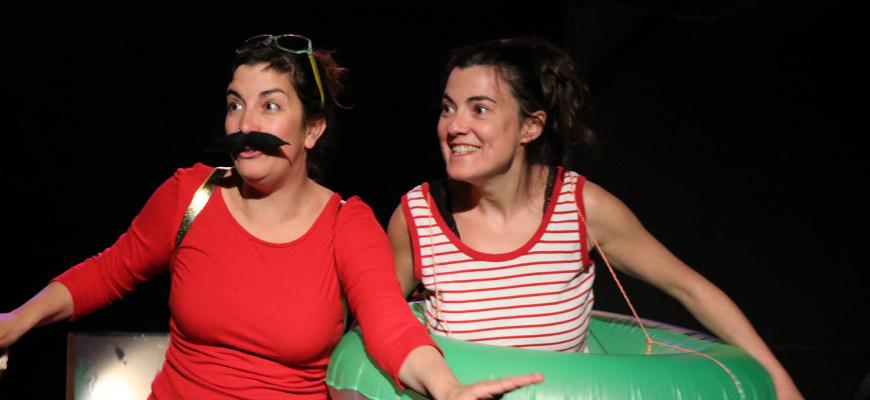 Les moustaches de Lila concert jeune public