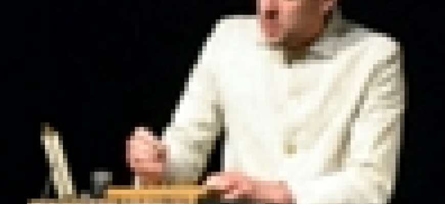 Moi, Alfred Dreyfus  Théâtre