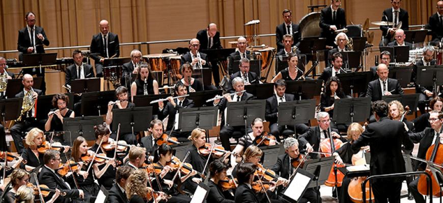 Programme Mahler, Dvorák et Lacaze Classique/Lyrique