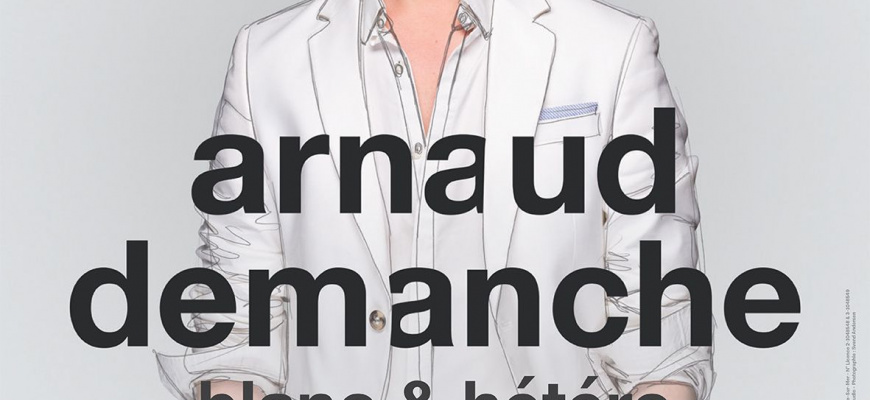 Arnaud Demanche Humour