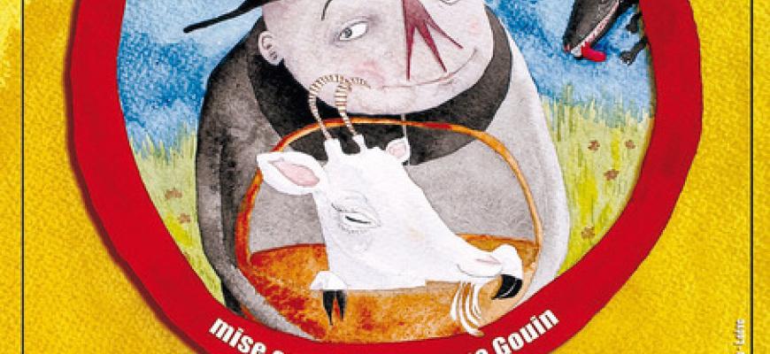 La chèvre de monsieur seguin concert jeune public