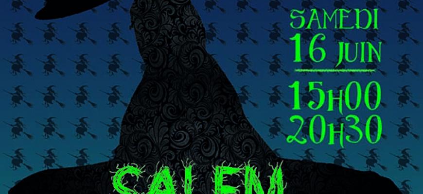 Salem, l'avènement des sorcières Spectacle musical/Revue