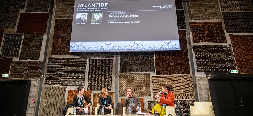Festival Atlantide, Les Mots du Monde à Nantes Festival
