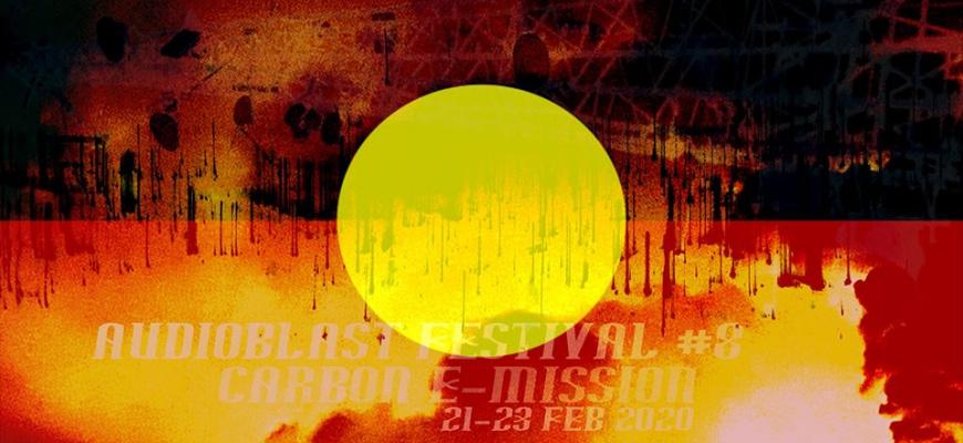 Audioblast #8 Live Electro