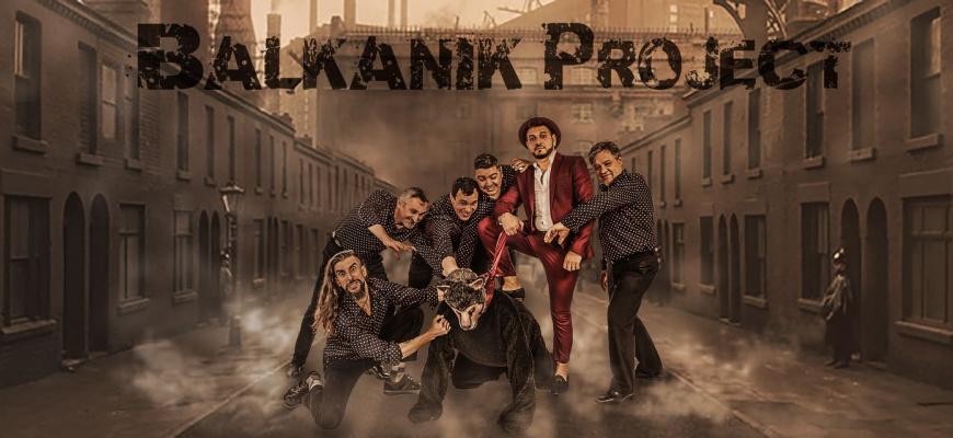 Balkanik Project Musique du monde