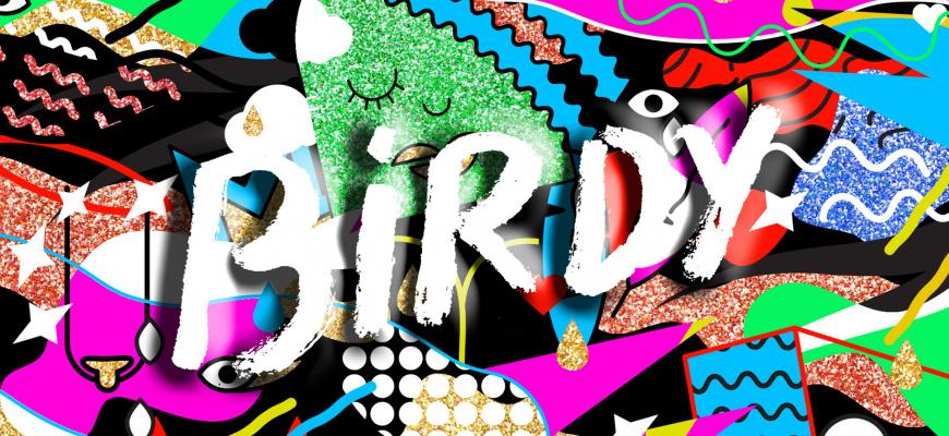 """La Birdy du Collectif """"Usées Coutumes"""" Electro"""