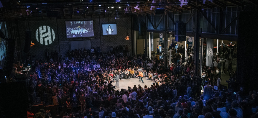 Battle Opsession 2019 Danse