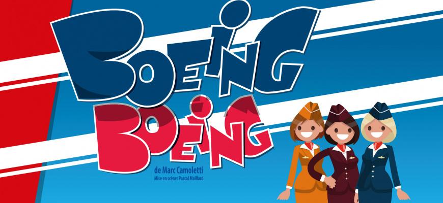 Boeing Boeing Théâtre