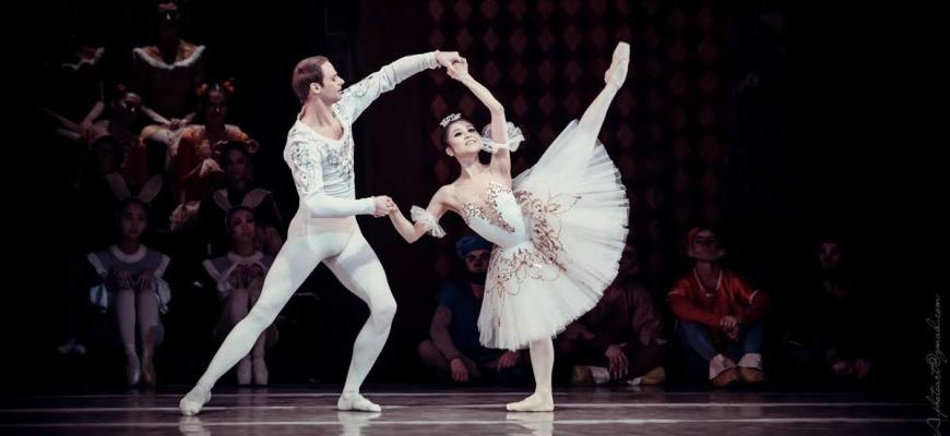 Blanche-Neige et les sept nains Danse
