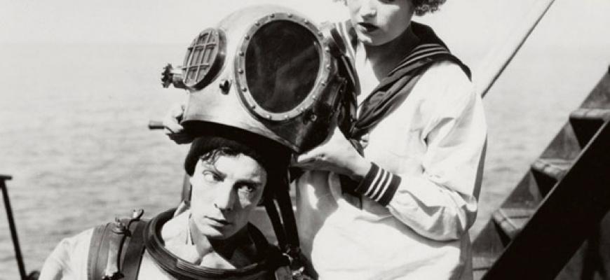 Cadet d'eau douce de Charles Reisner Ciné-concert
