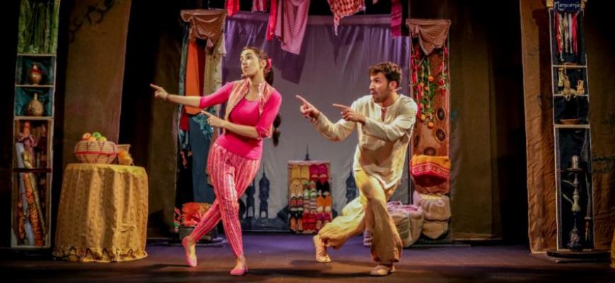 Aladin, le spectacle musical Théâtre