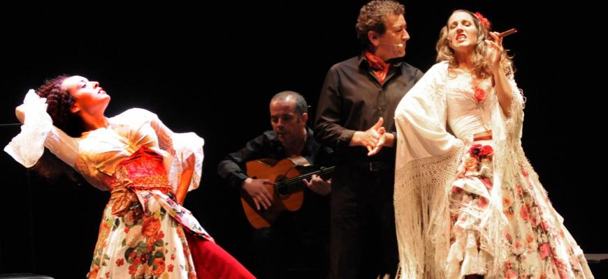 Carmen Flamenco Théâtre