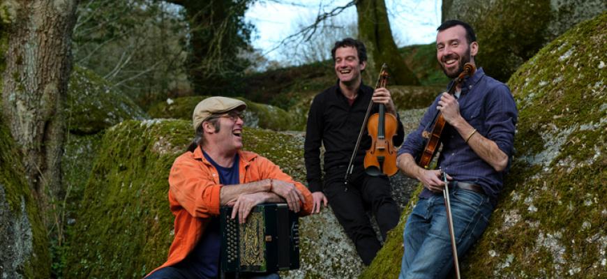Desmós quartet + Chaï Musique traditionnelle