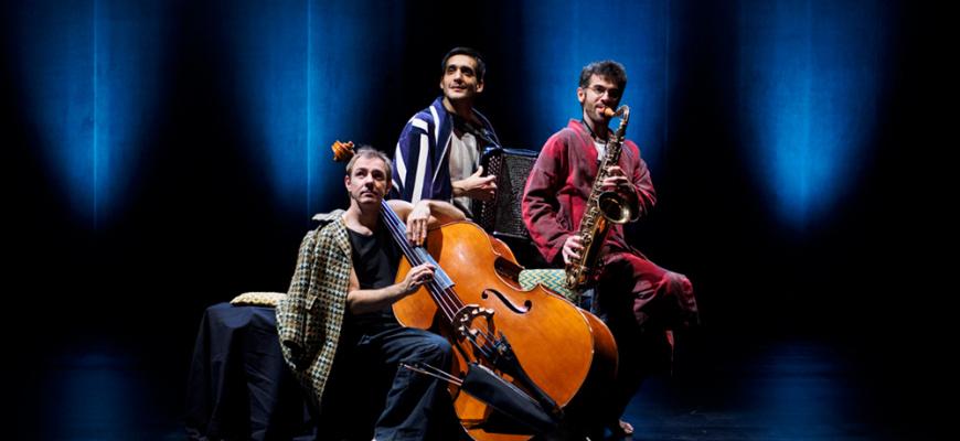 Chat ! de Pulcinella concert jeune public