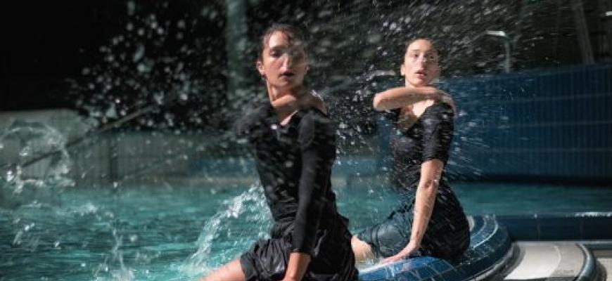 La Mémoire de l'eau Danse