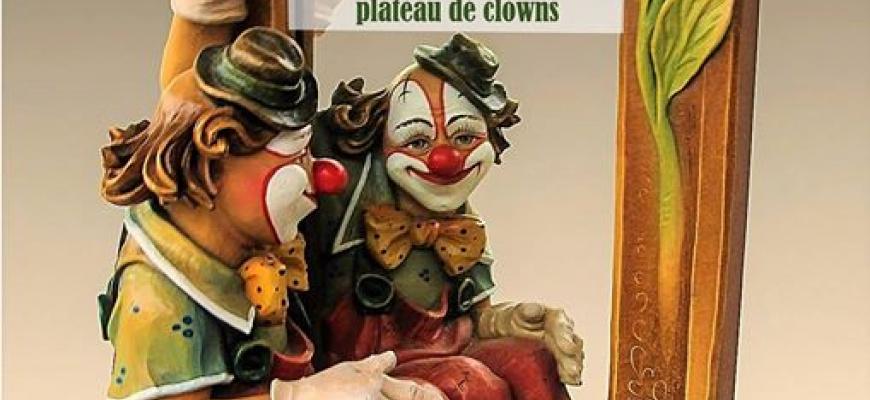 Les amuse-gueules (soirée clowns) Arts de la rue