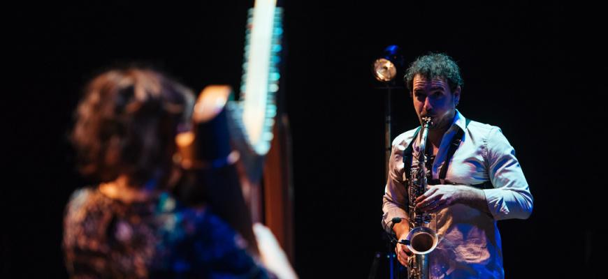 Colunia « Release Party Zephyr »  Jazz/Blues