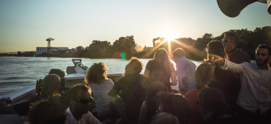 Les Valseuses, croisières musicales Clubbing/Soirée