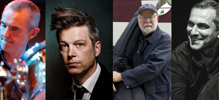 D.Erdmann / C.Marguet  avec H. Texier et C. Tchamitchian  Jazz/Blues
