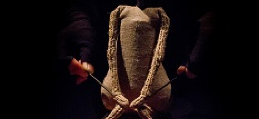 Ficelle Marionnettes/Objets