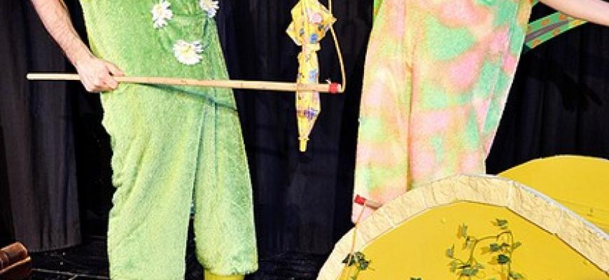 Gabilolo et Malolotte à la pêche Théâtre