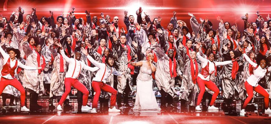 Gospel pour 100 voix Musique du monde