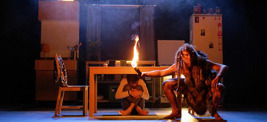 Grou - Cie Renards / Effet Mer Théâtre