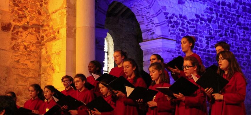 Impression Sacrée Maîtrise Jeune Choeur Cathédrale Classique/Lyrique