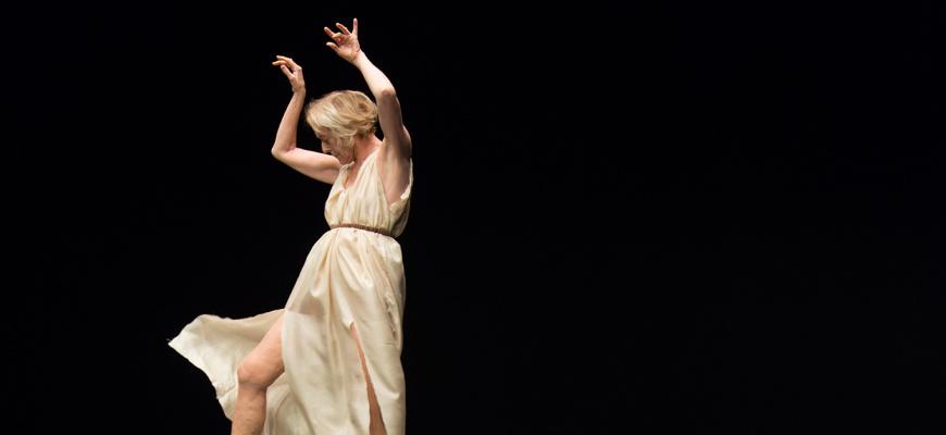 Isadora Duncan | Jérôme Bel Danse